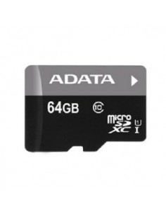 Micro SD+A 64GB A-DATA CL.10