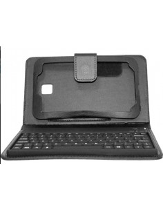 """Tablet Case 7"""" Leather блутут"""