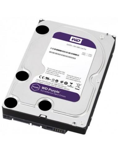 WD 4TB SATA III 64 MB Purple