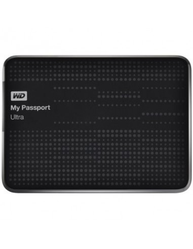 External WD 2TB USB3.0 2.5
