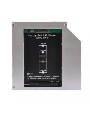 CADDY HDD/SSD FrameSata 9.5 M2