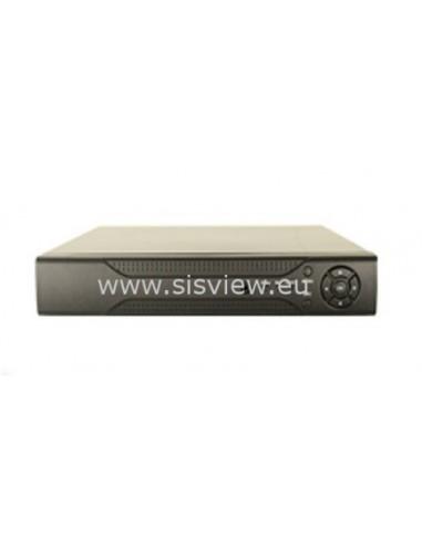 SiSView NVR ONVIF 8 PORT H.265