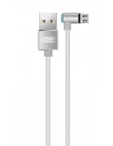 USB 2.0 A - MicroUSB Магнитен