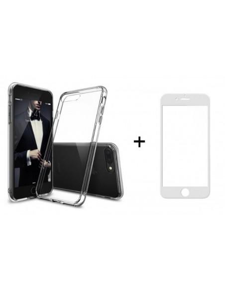 Стъклен протектор I-Phone 7/8+