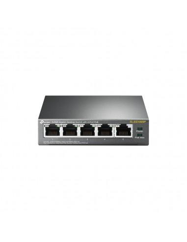 TP-Link PoE Switch Gigabit 5P