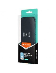 Canyon 8000mAh wireless charge