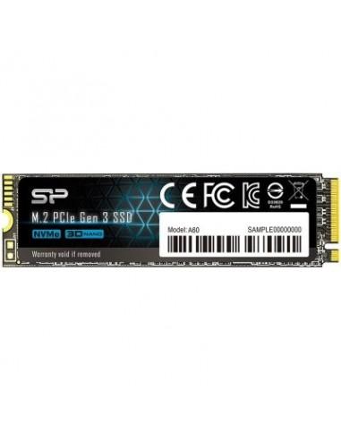 SILICON POWER 512GB NVME A60