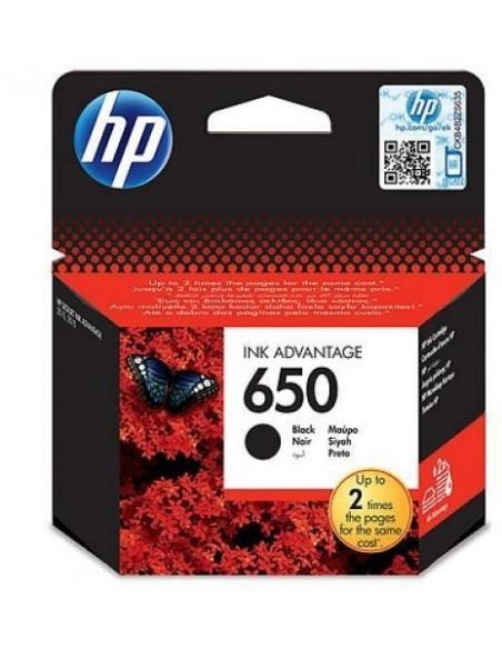 Глава за принтер HP 650 Black