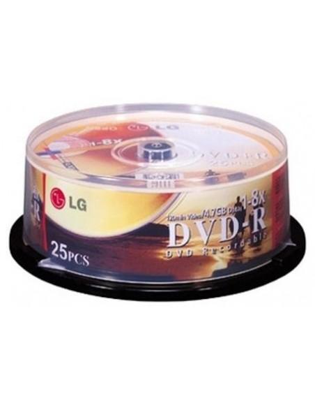 LG DVD+R 4.7GB 8X