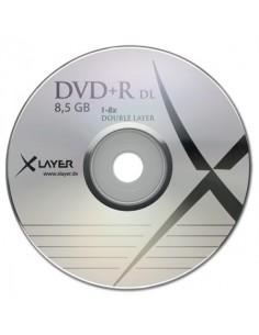DVD+R DOUBLE LAYER 8.5GB 8X